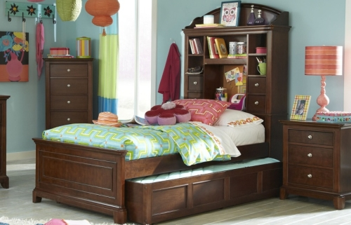 Impressions Bookcase Bed By LC Kids