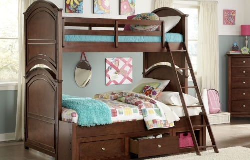 Impressions Bunk Bed By LC Kids