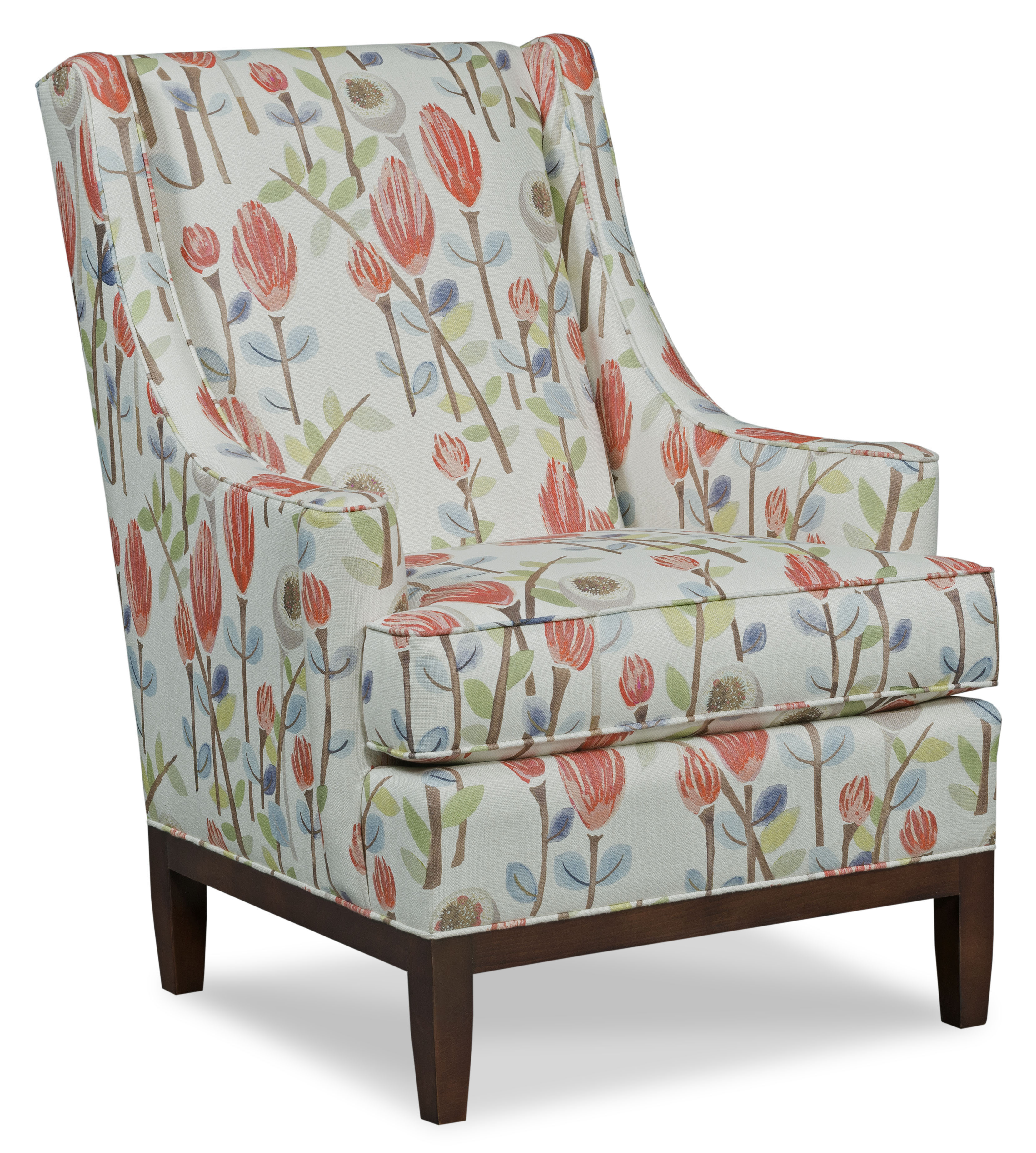 1419 01 lounge chair by fairfield lewis furniture store