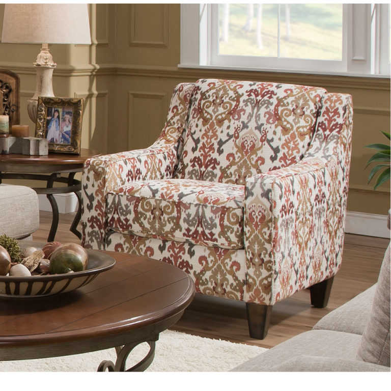 Piper Accent Chair by Franklin – Lewis Furniture Store
