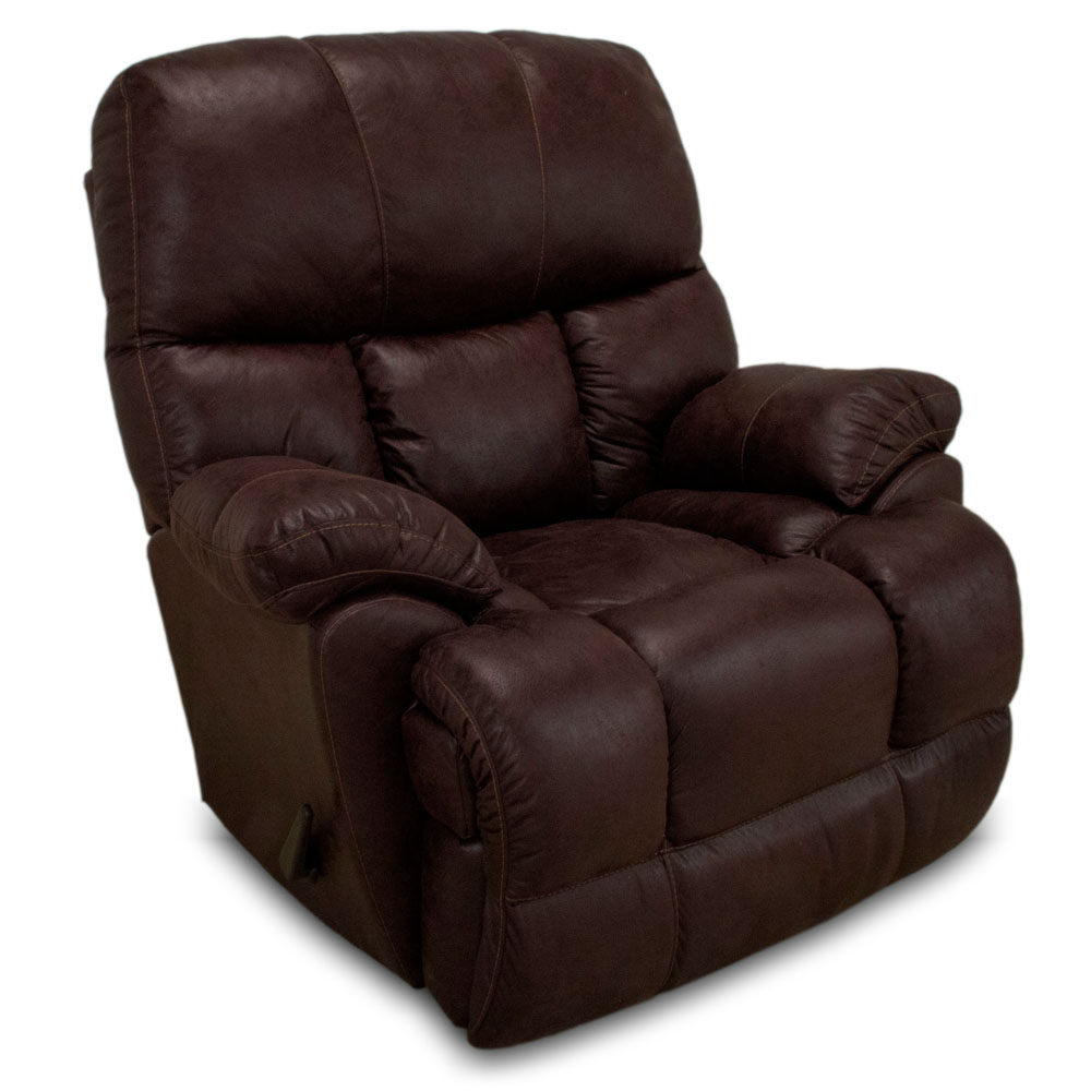 Conqueror Rocker Recliner By Franklin Lewis Furniture Store