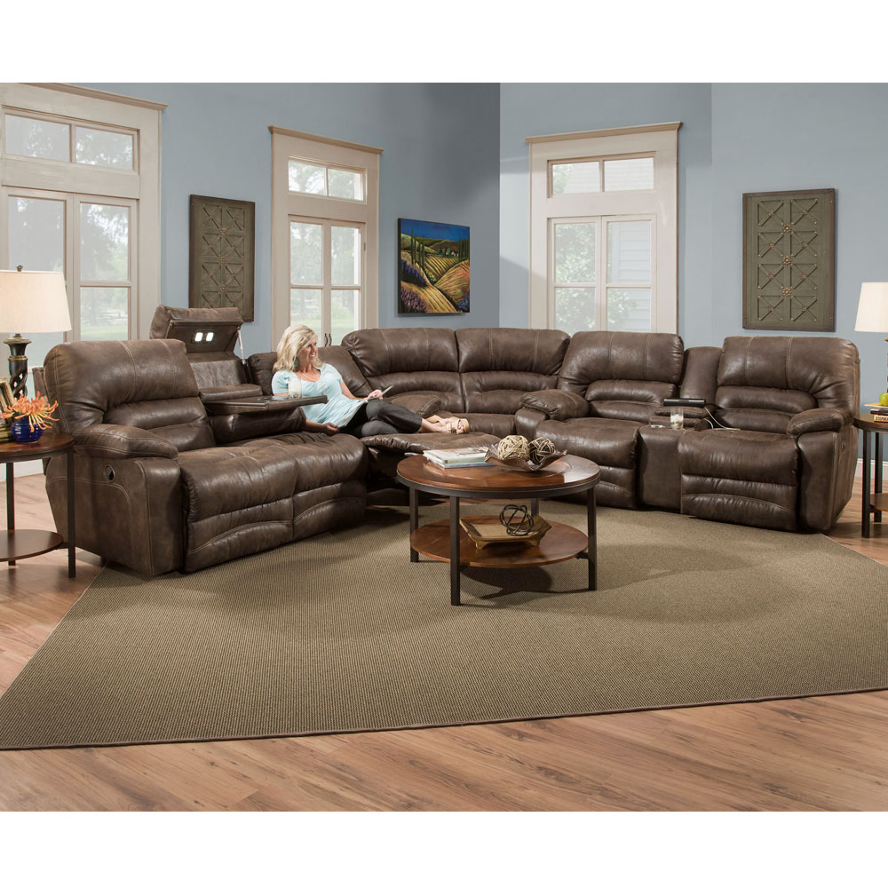 Legacy Sectional By Franklin Lewis Furniture Store