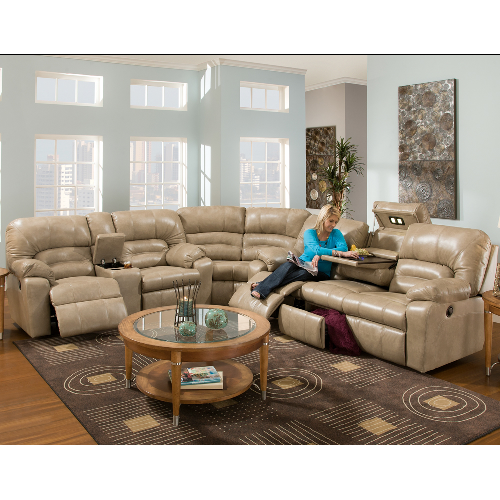 Dakota Sectional By Franklin Lewis Furniture Store
