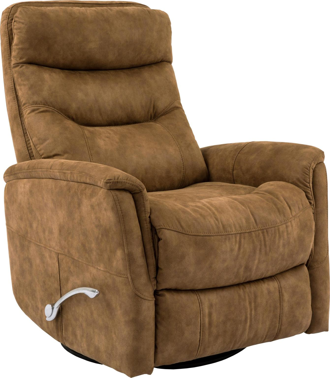 Gemini Autumn Swivel Glider Recliner By Parker House